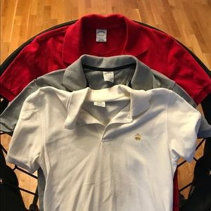 Brooks Brothers slim fit polos (ALL TOGETHER)
